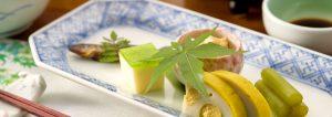 阿蘇の四季を味わう創作会席料理